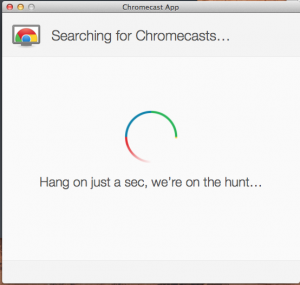 chromecast problems