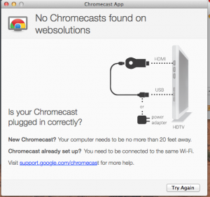 Chromecast Frustrates Users