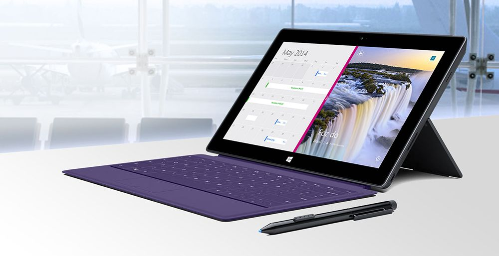 Microsoft Surface Pro 2 Review by a Mac User