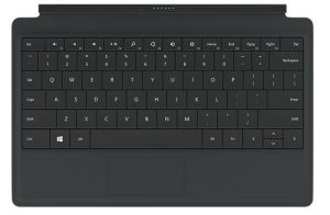 Microsoft Surface Pro 2 Keyboard Cover