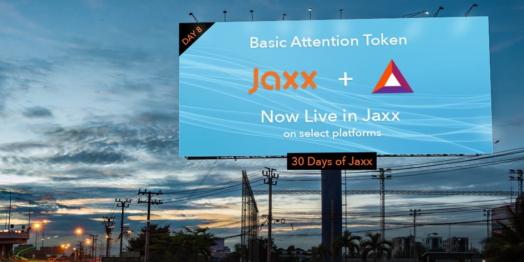 Jaxx Endless Alt-Coin Marketing While Ignoring Bitcoin Cash